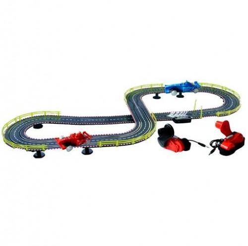 Circuito coche carreras