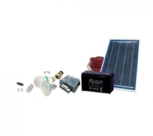 Pack autoinstalación solar