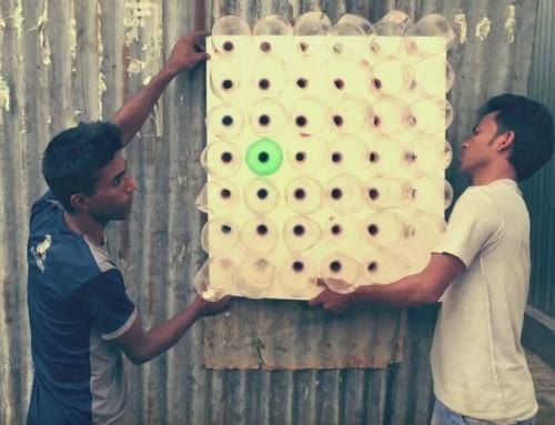Eco Cooler, un climatizador ecológico que funciona sin electricidad