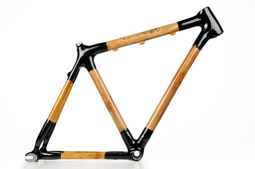 Bicicletas de bambú - Proyecto Virere - Alojamiento Rural -