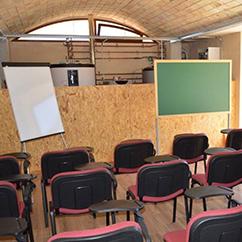 Alquiler aula taller