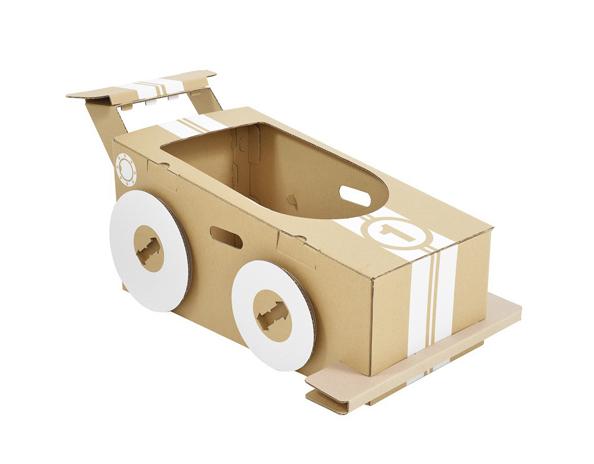 Juguetes De Carton Reciclado Para Ninos Proyecto Virere