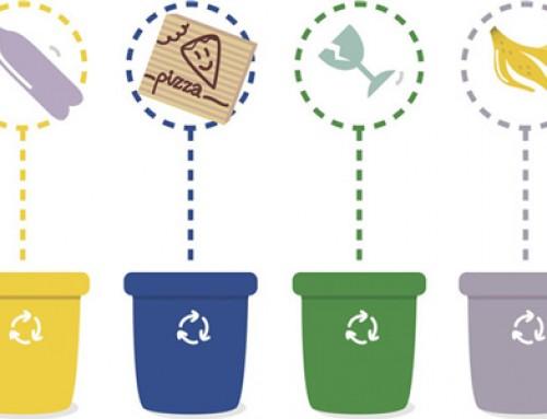 Los grandes beneficios del reciclaje. Guía para depositar los diferentes tipos de residuos